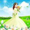 格林童话故事《白新娘和黑新娘》