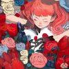 童话故事大全《唇上开放玫瑰花的美丽姑娘》