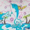 海豚怎么画,海豚儿童画图片