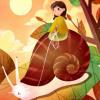 儿童睡前故事《蜗牛的小灯笼》